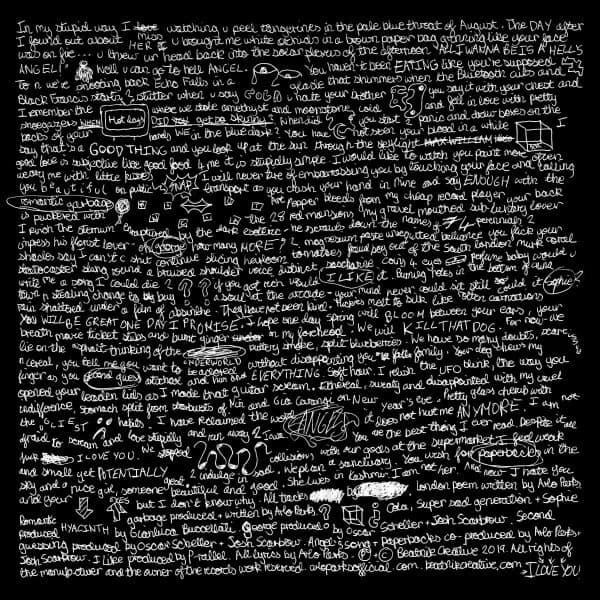 Super Sad Generation: Ltd Edition White Vinyl LP