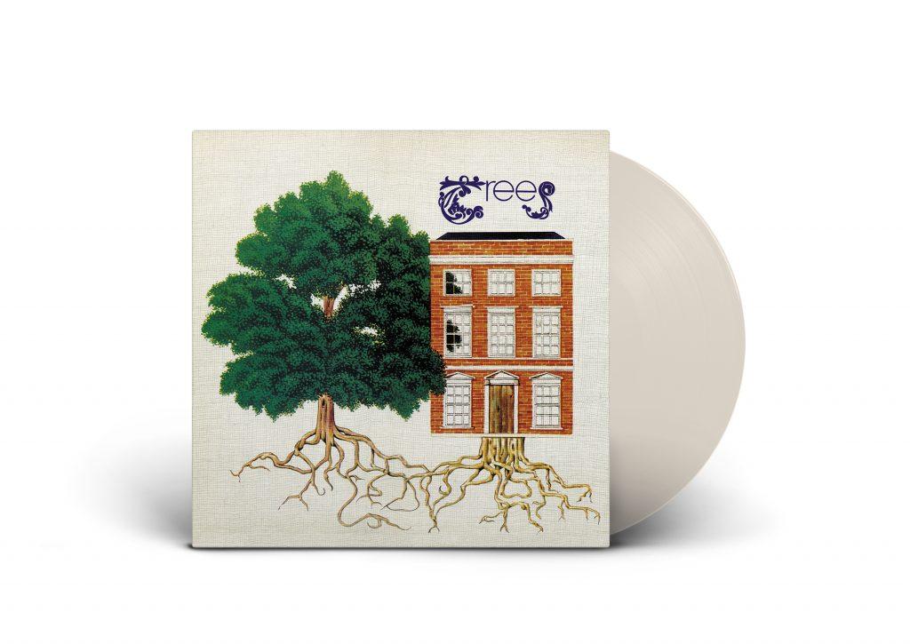 'The Garden of Jane Delawney' LP