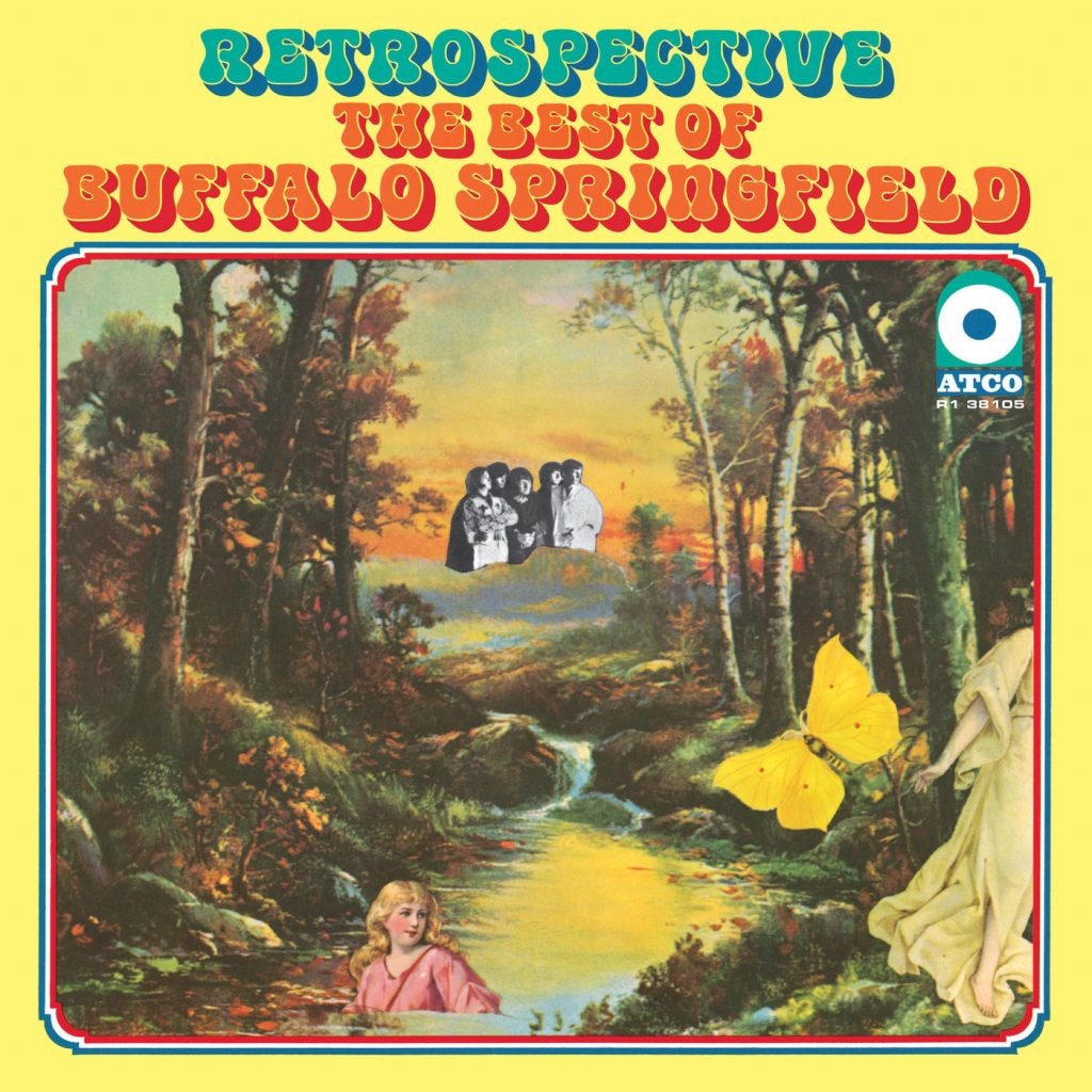 Buffalo Springfield – Retrospective: The Best Of LP