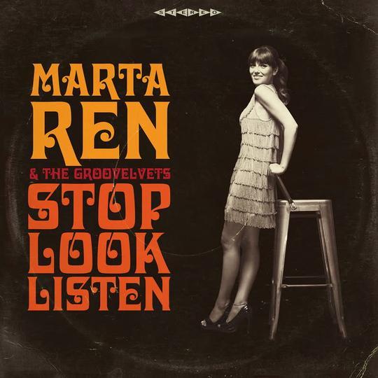 Stop Look Listen LP - (Clear Vinyl LP)