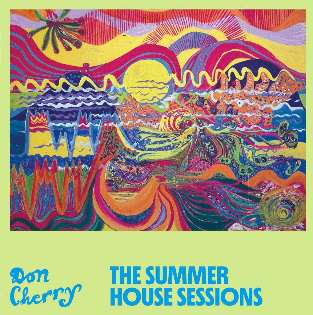 """""""The Summer House Sessions"""" LP"""
