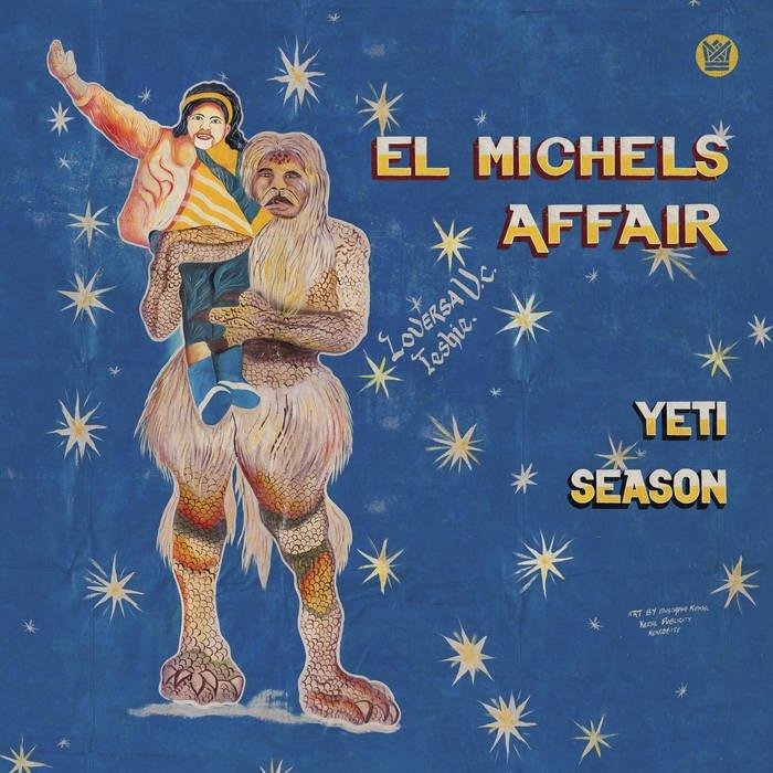 Yeti Season LP - Coloured Vinyl