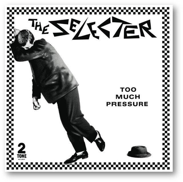 """TOO MUCH PRESSURE - Indie Exclusive Clear LP (w/ Bonus 7"""" Single)"""