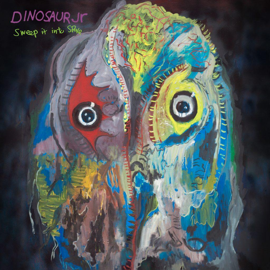 Sweep It Into Space LP - OPAQUE DARK PURPLE BLAST VINYL + BONUS CD