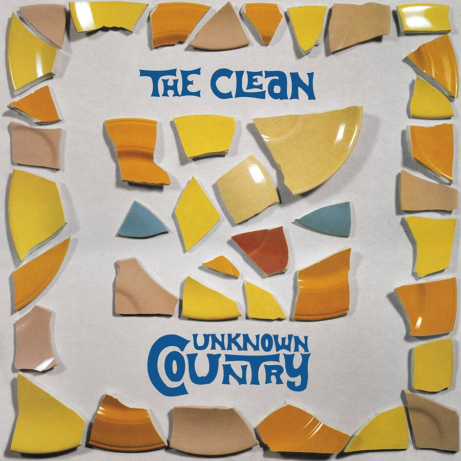 """""""Unknown Country"""" LP"""