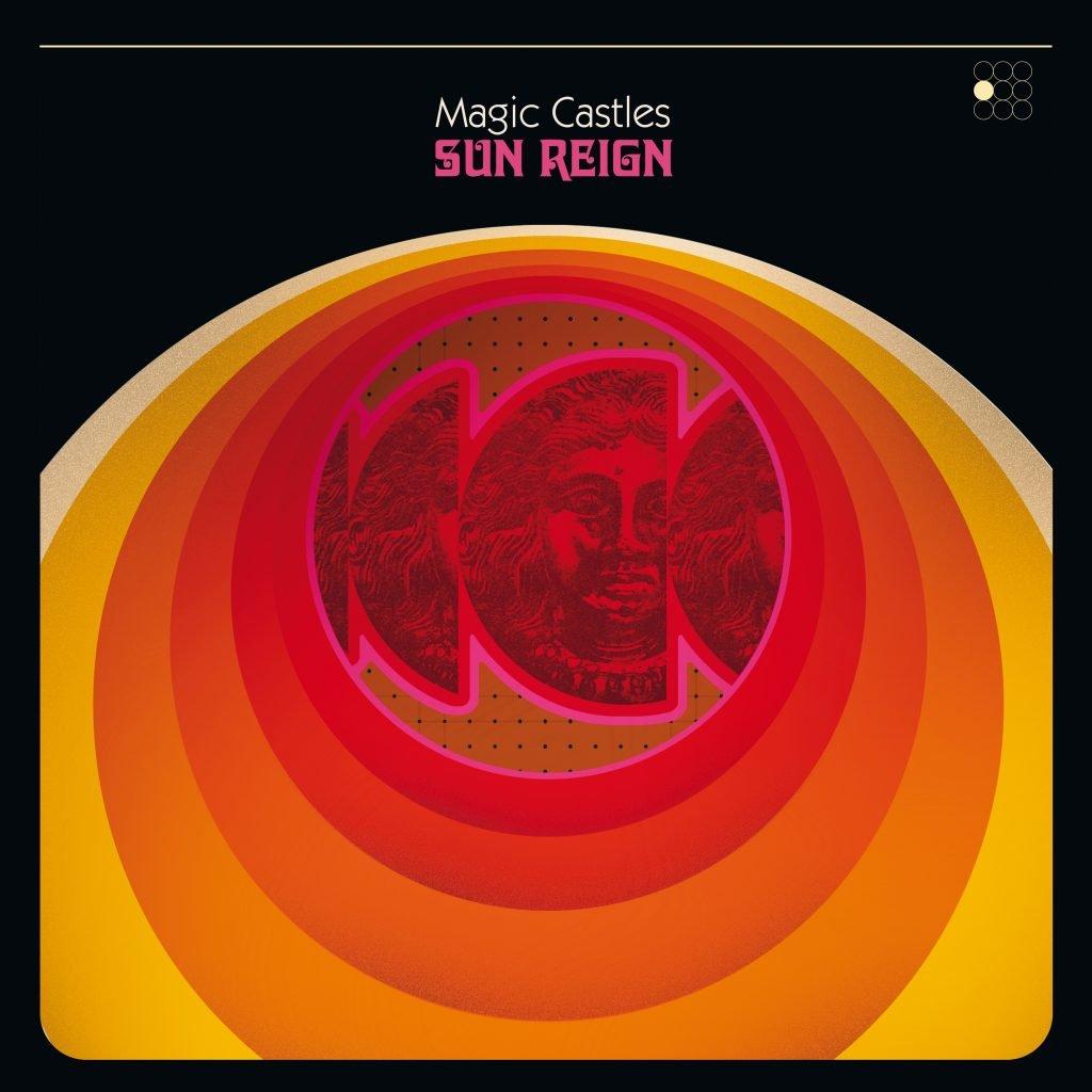SUN REIGN LP - Gold Vinyl