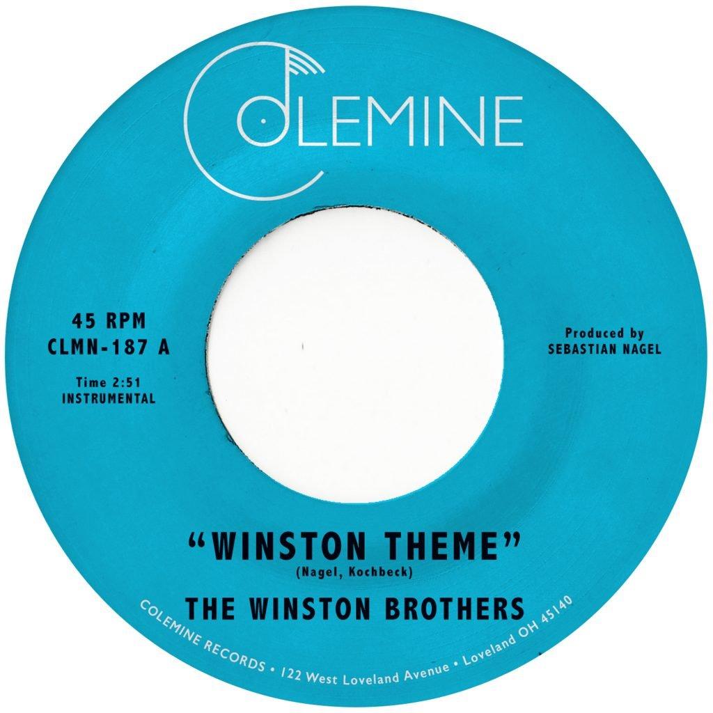 """Winston Theme  7"""""""
