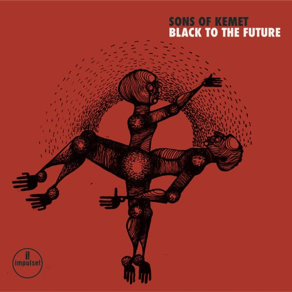 Black To The Future 2 X LP