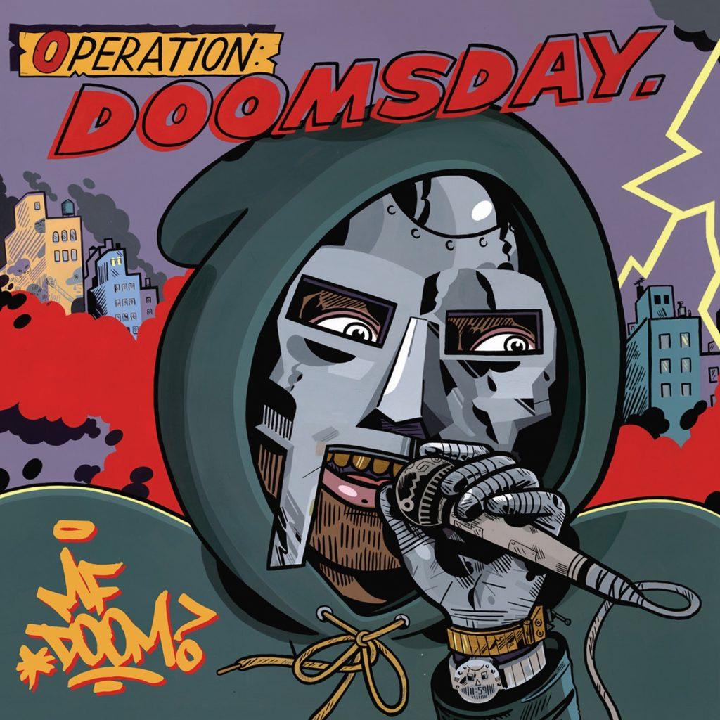 Operation: Doomsday (Alternative MC Sleeve) 2 X LP