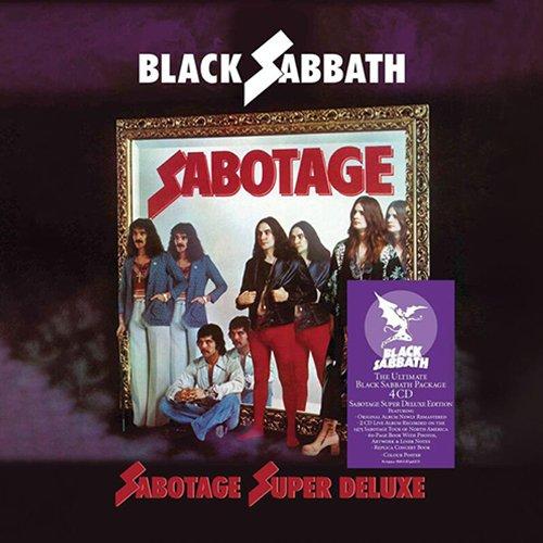 Sabotage : Super Deluxe Edition (4CD Set)