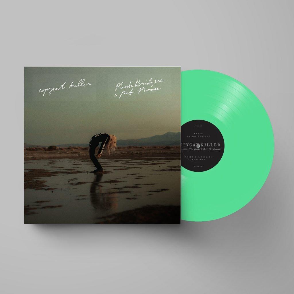 "Copycat Killer 12 "" Coloured vinyl  Limited edition"