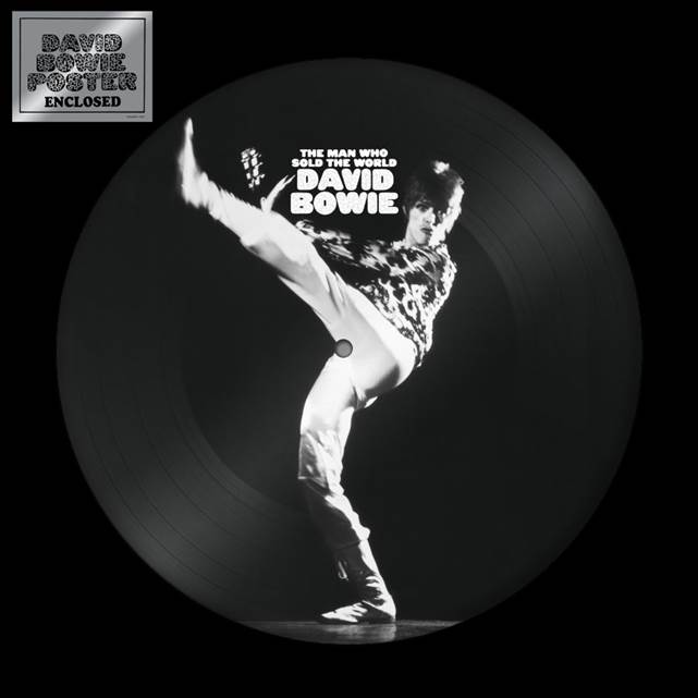 The Man Who Sold The World (Picture Disc Vinyl)