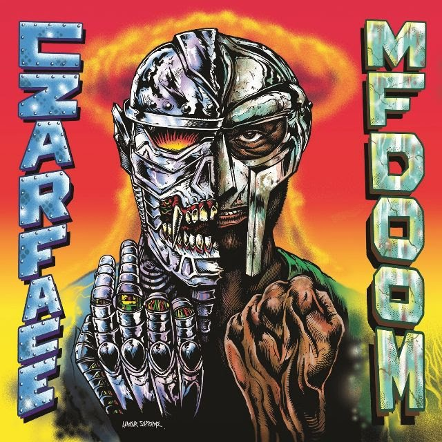 Czarface Meets Metal Face Silver Age LP
