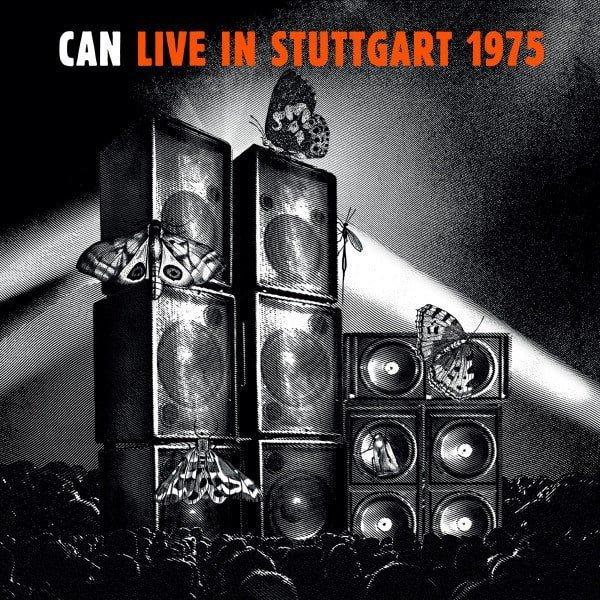 CAN – LIVE STUTTGART 1975  3 X LP  - Pre-Order