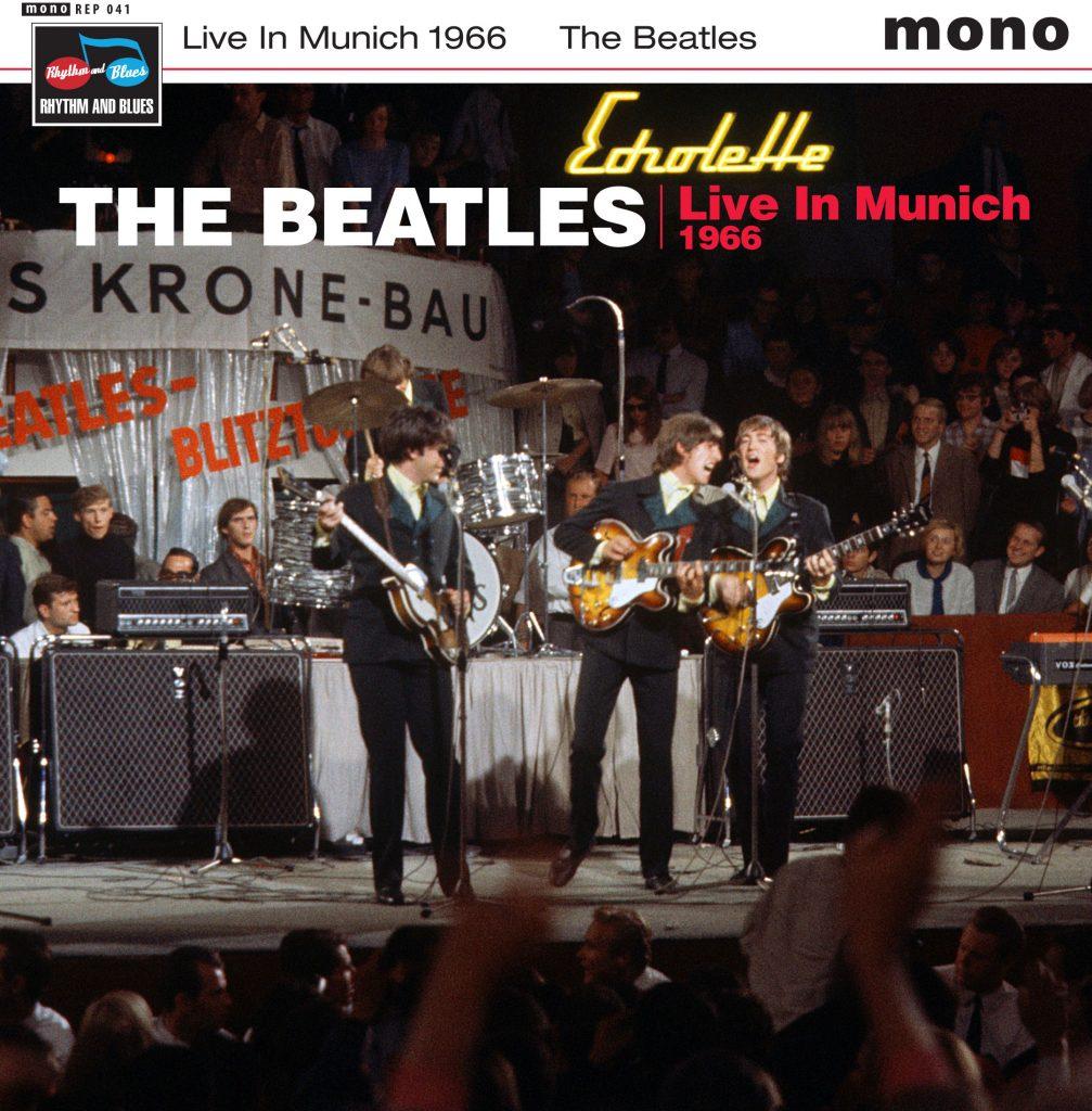 """Live In Munich 1966 7"""" - Pre-Order"""