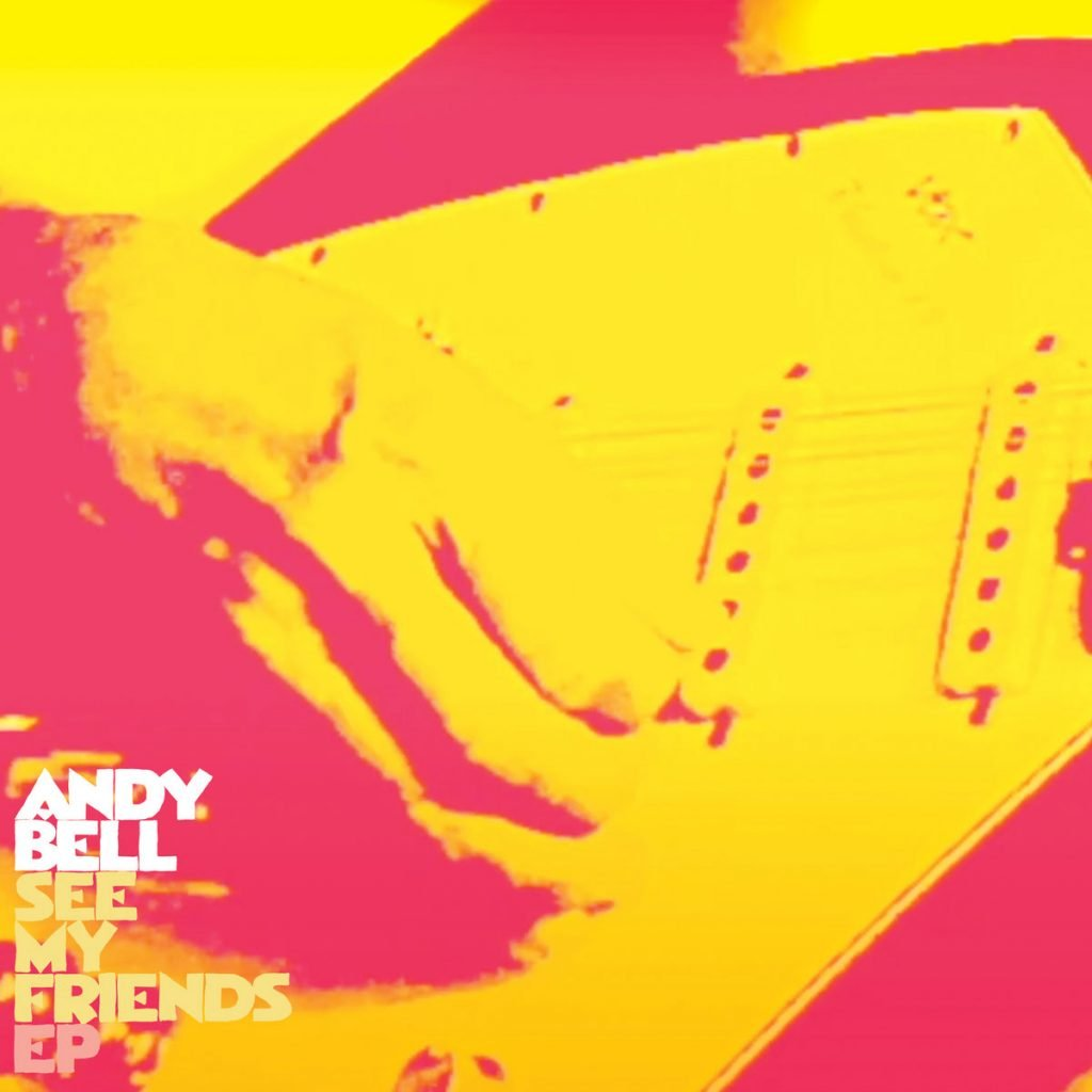 "See My Friends EP - 10"" Yellow Vinyl Pre-Order"