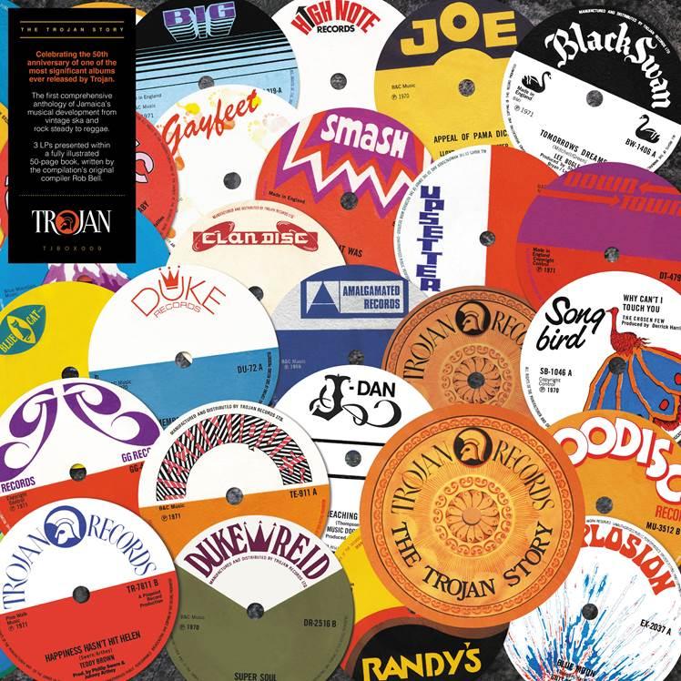 The Trojan Story 3 X CD - Pre-Order